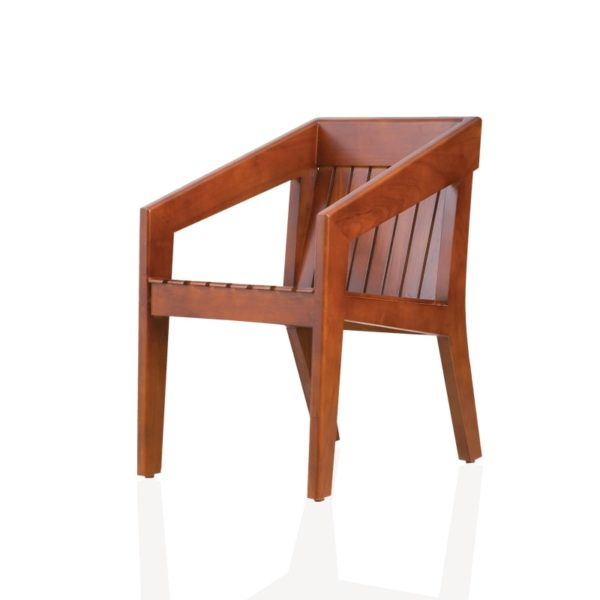 Butcher Teak wood Chair by Neel Furniture