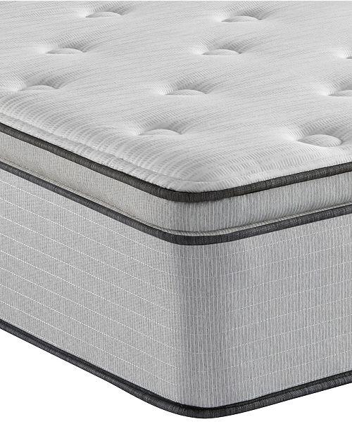 """K&M Pillow-Top  3-ft. Size 6"""" Thick Mattress"""