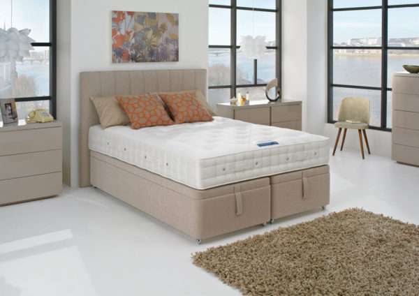 """K&M Ortho Care Rebounded  4 ft.  Size 6"""" Thick Mattress"""