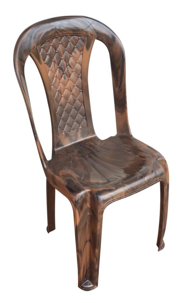 Halpert Plastic Armless Chair