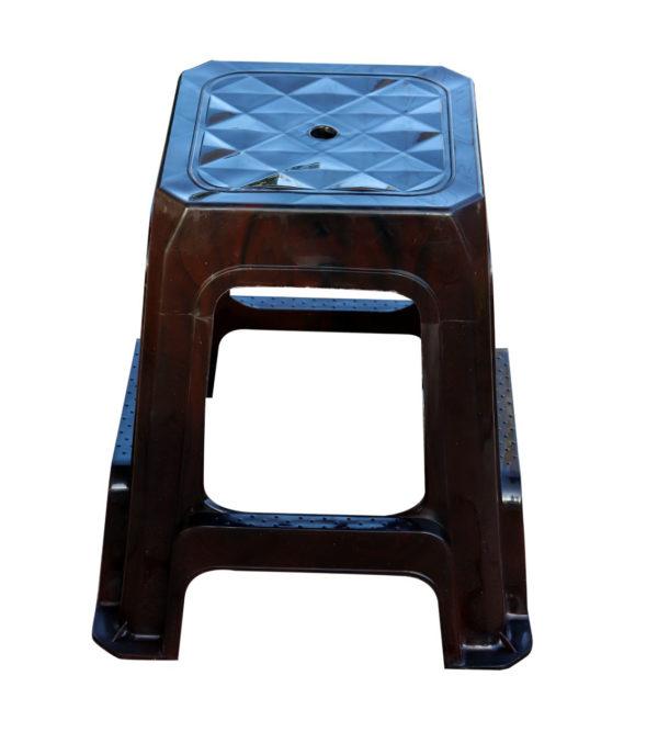 Hande Furniture Foot & Living Room Stool (Black)